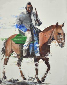 Vanishing Painting Series - Del Curfman
