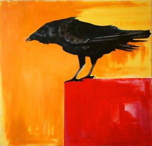 Spring Equinox Painting Series - Del Curfman